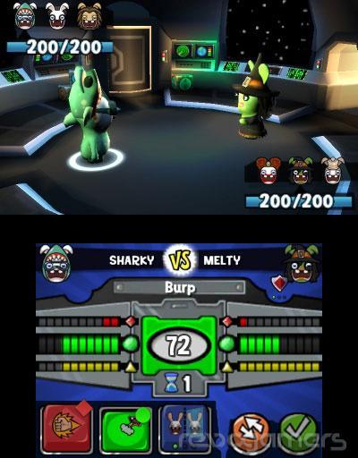 Análisis Rabbids Rumble de Nintendo 3DS