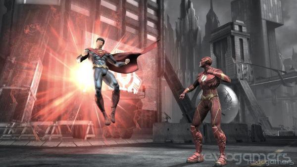 Injustice Wii U E3