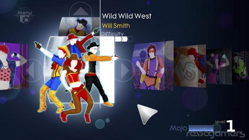 Análisis Just Dance 4 Wii U
