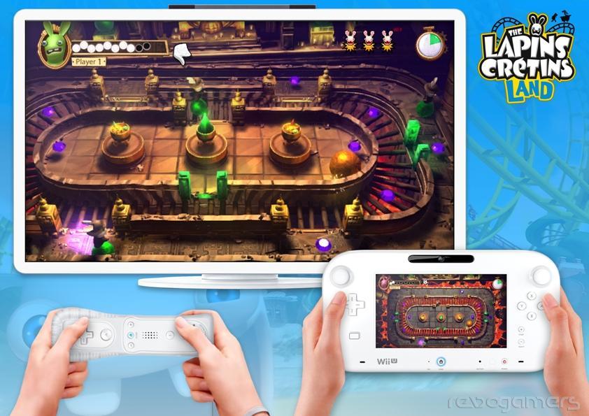 análisis Rabbids Land Wii U
