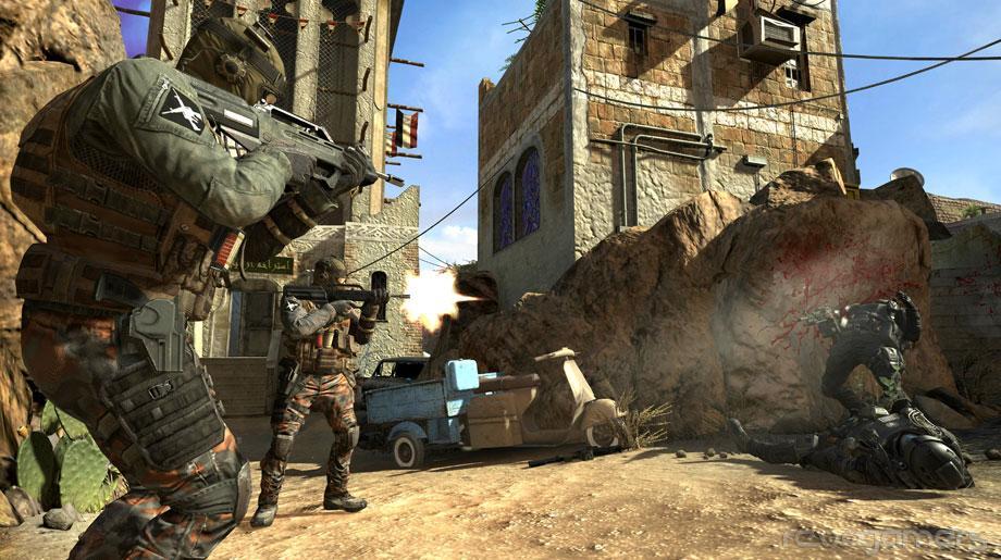 Call of Duty Black Ops Wii U