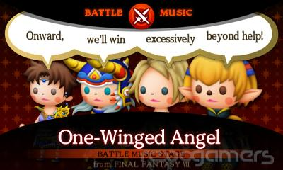 Theatrhythm Final Fantasy análisis