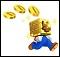 El primer millonario de New Super Mario Bros. 2