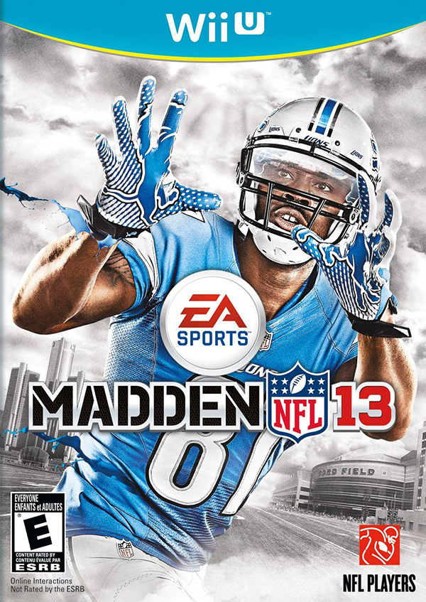 Madden NFL 25 Nintendo