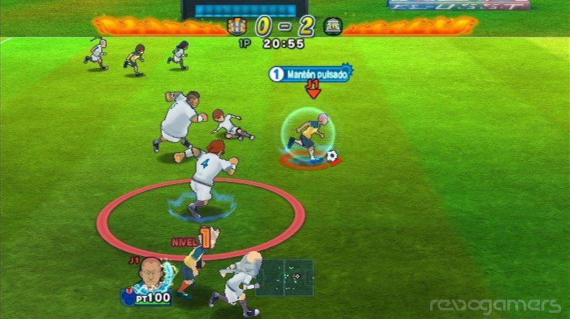 analisis inazuma eleven strikers