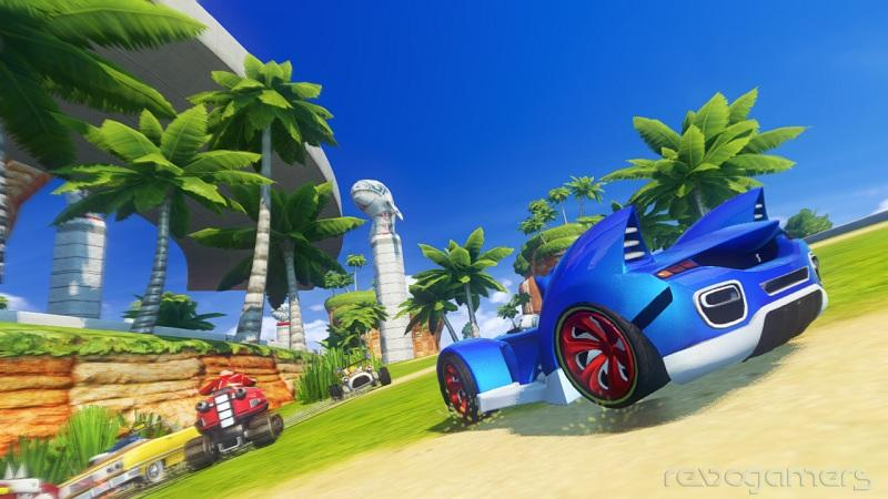 Análisis Sonic & All-Stars Racing: Transformed Wii U