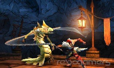 imagenes castlevania nintendo 3ds