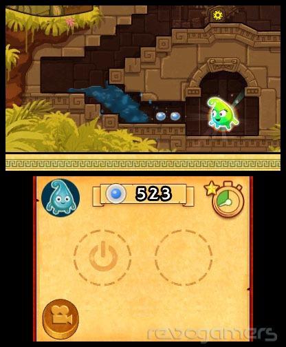 Análisis Hydroventure 3DS