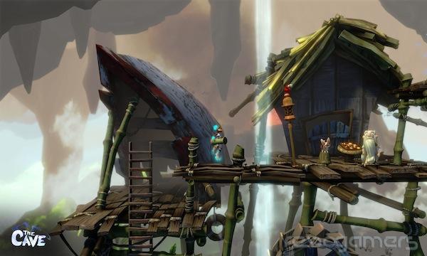 The Cave Wii U