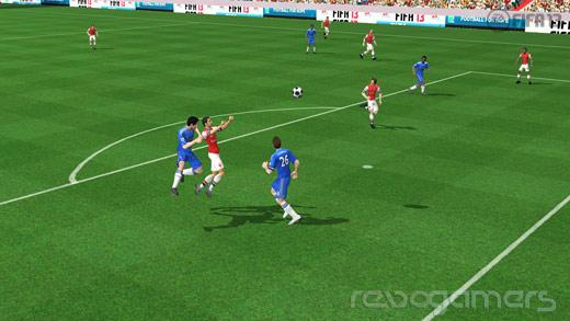 Analisis FIFA 13 Wii