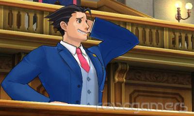 Ace Attorney 5 inglés