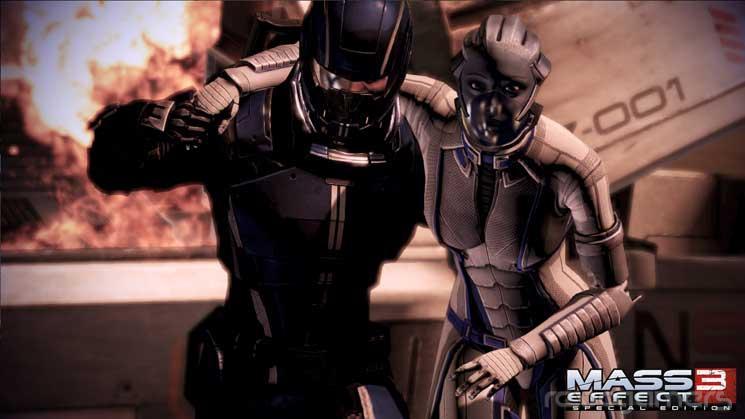 Análisis Mass Effect 3
