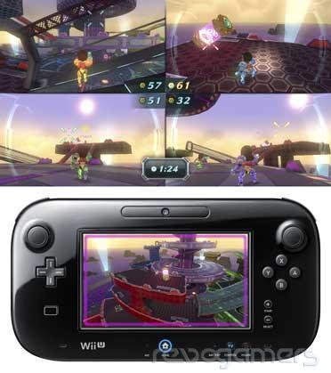 Metroid Blast Impresiones Wii U