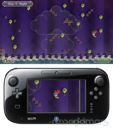 Nintendo Land Balloon Fight Trip Wii U