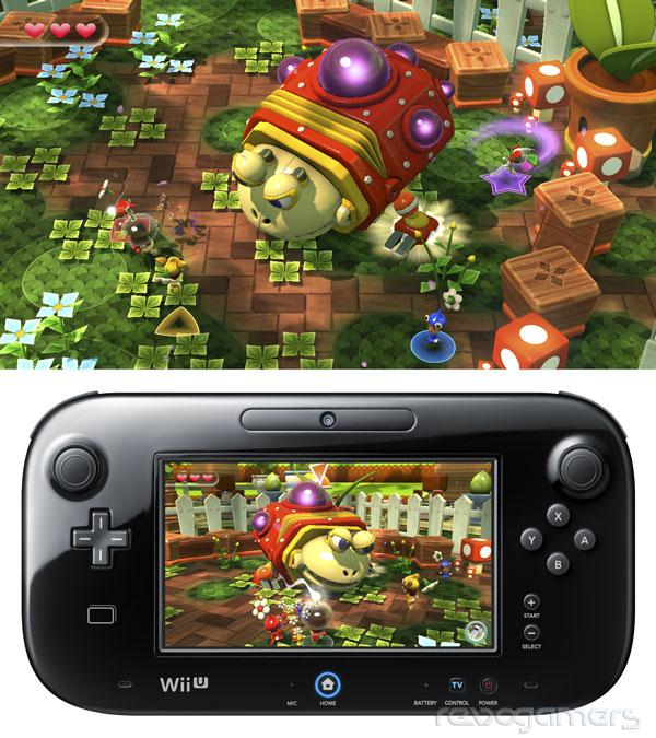 Impresiones Nintendo Land Pikmin Adventure