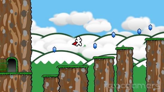 Análisis Cloudberry Kingdom Wii U