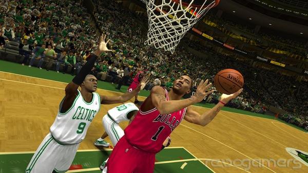Análisis NBA 2K13 Wii U