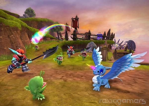 Skylander Giants Wii U