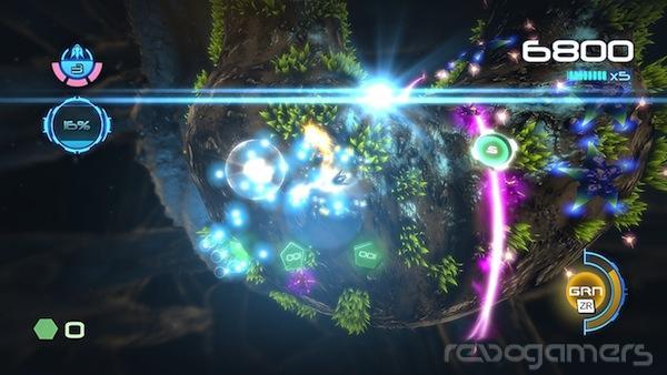 Nano Assasult Neo Wii U
