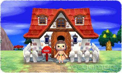 Impresiones animal crossing new leaf nintendo 3ds for Extension maison animal crossing wild world