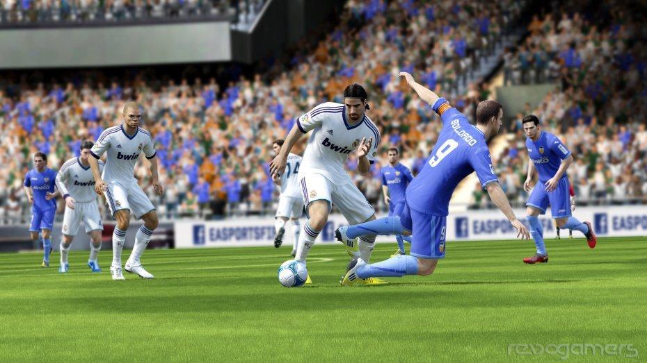 FIFA 13 Wii U