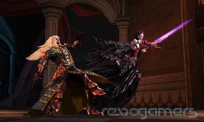 imágenes Castlevania Mirror of Fate Nintendo 3DS