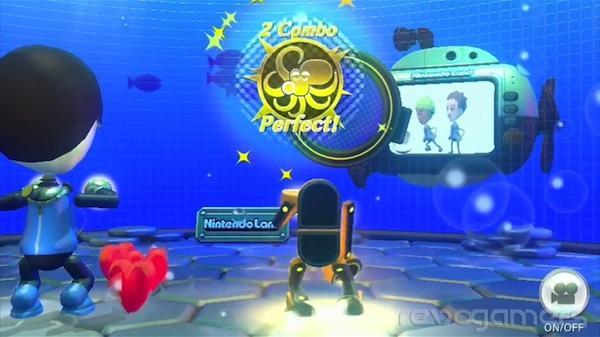 Octopus Dance Nintendo Land