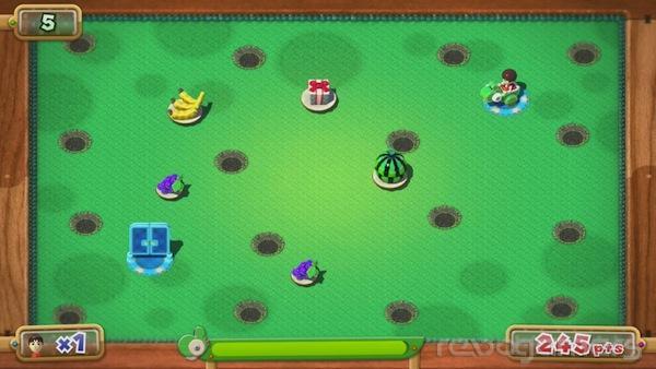 Yoshi Nintendo Land Wii U