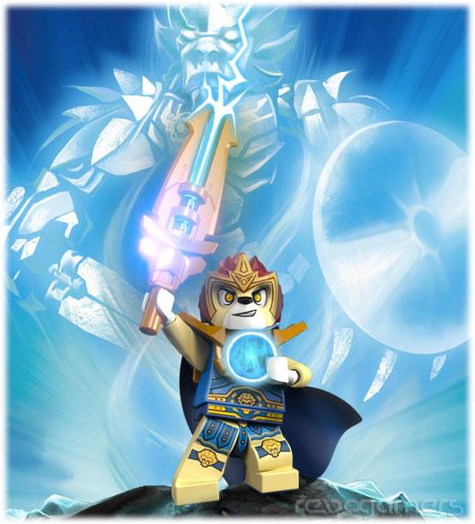 LEGO Legend of Chima 3DS