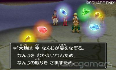 Dragon Quest VII litografías