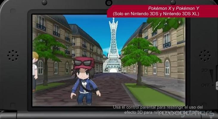 Novedades Pokemon X y Pokemon Y