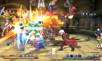 Namco Project X Zone