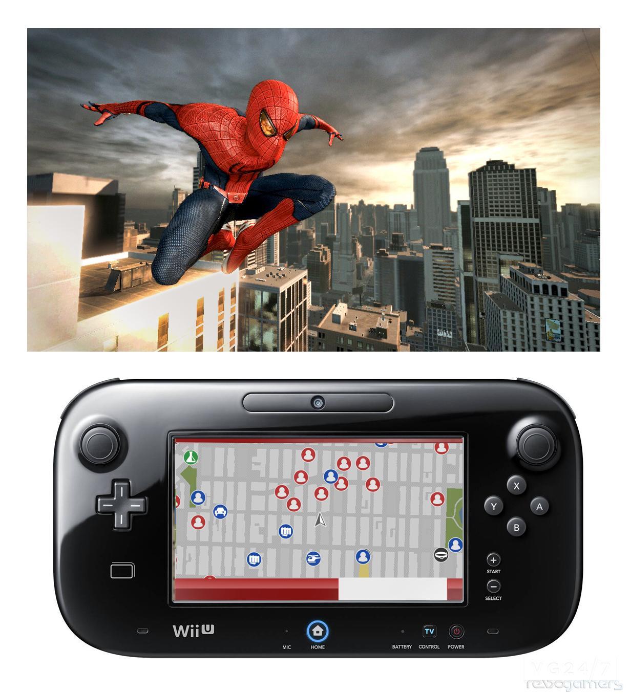 Fecha The Amazing Spider-Man Wii U