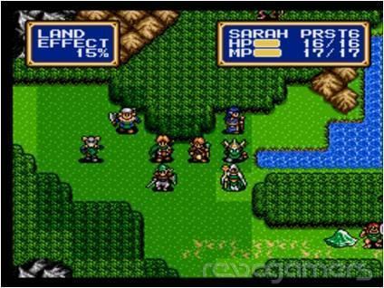Análisis de Shining Force II de SEGA