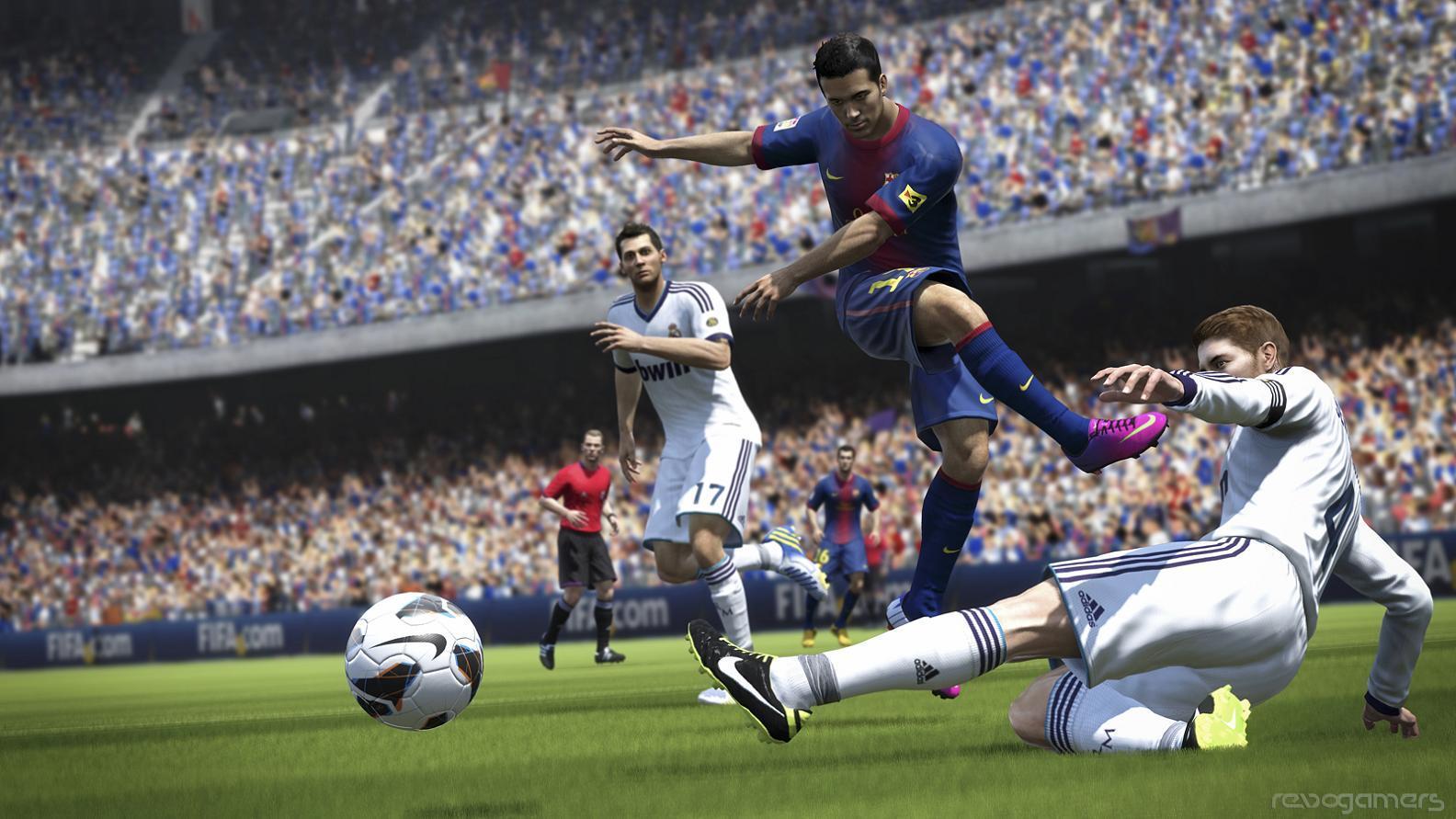 Avance FIFA 14