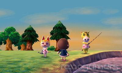 Descubriendo Animal Crossing New Leaf