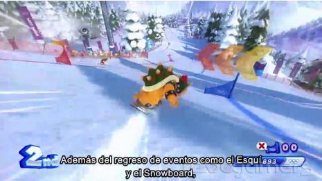 Mario & Sonic Juegos Olímpicos de Invierno Sochi - Impresiones