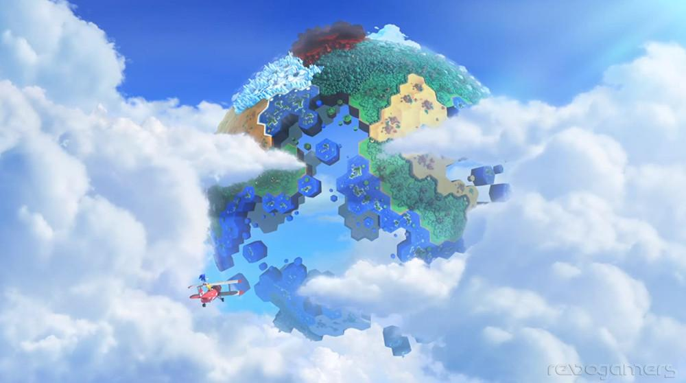 Impresiones Sonic Lost World Nintendo 3DS