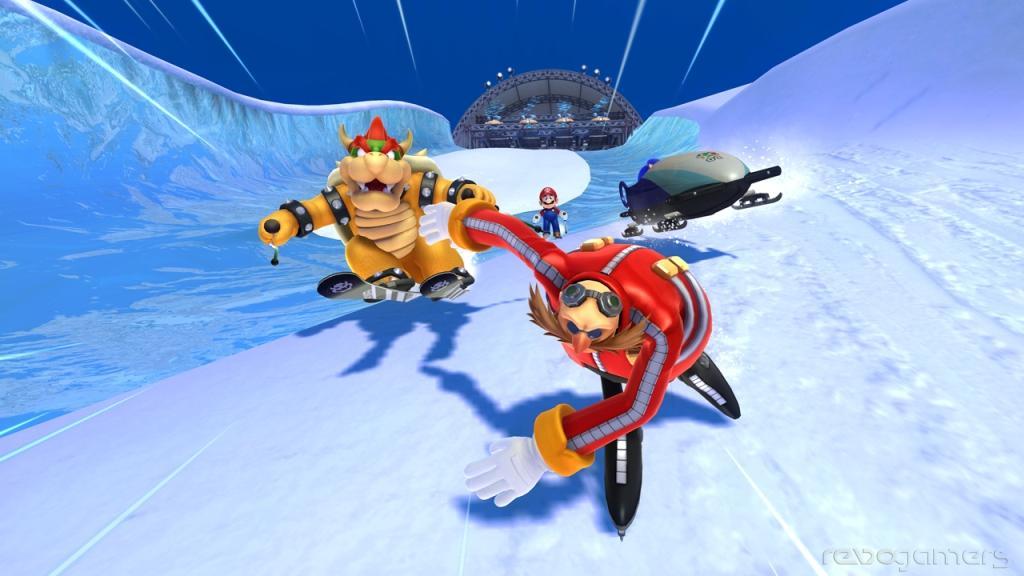 Mario & Sonic Sochi 2014