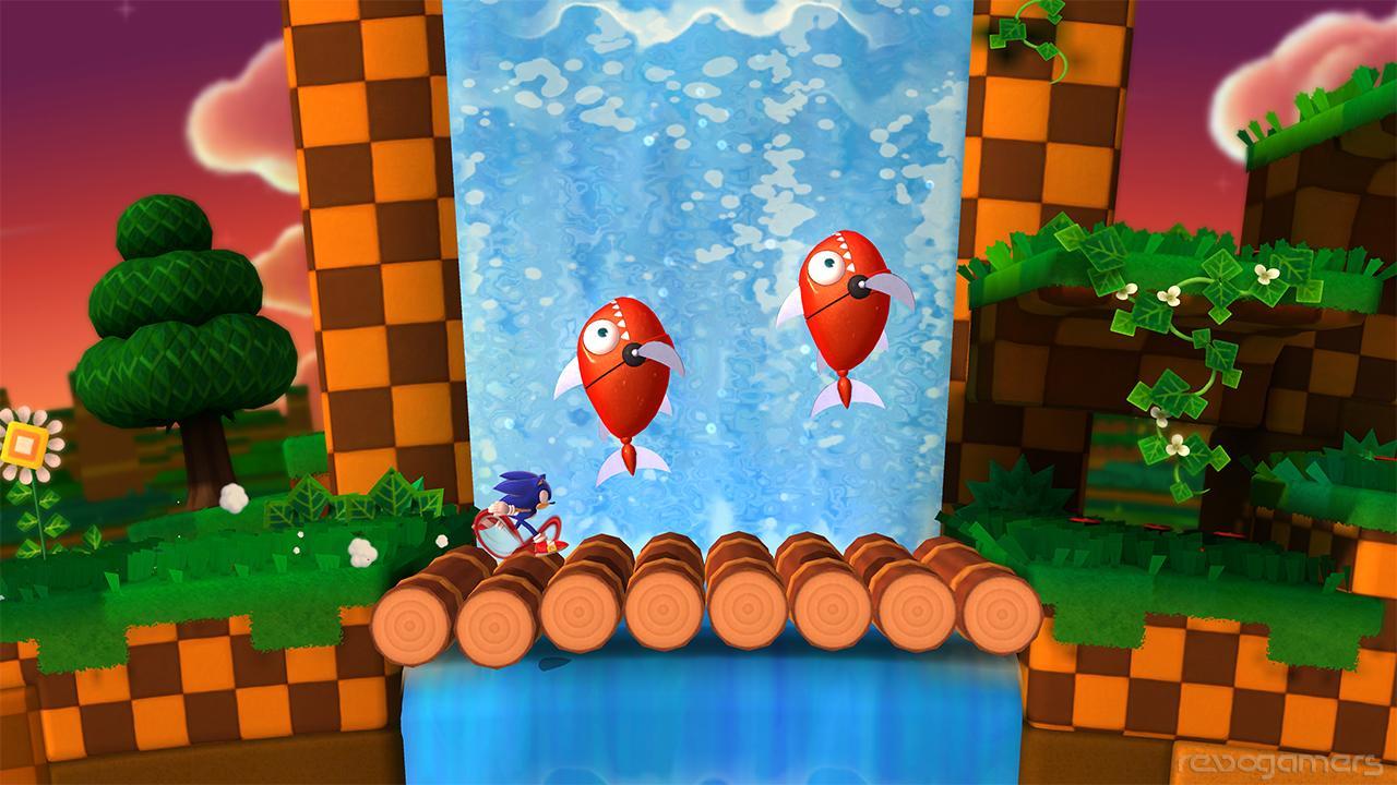 Sonic Lost World Wii U analisis