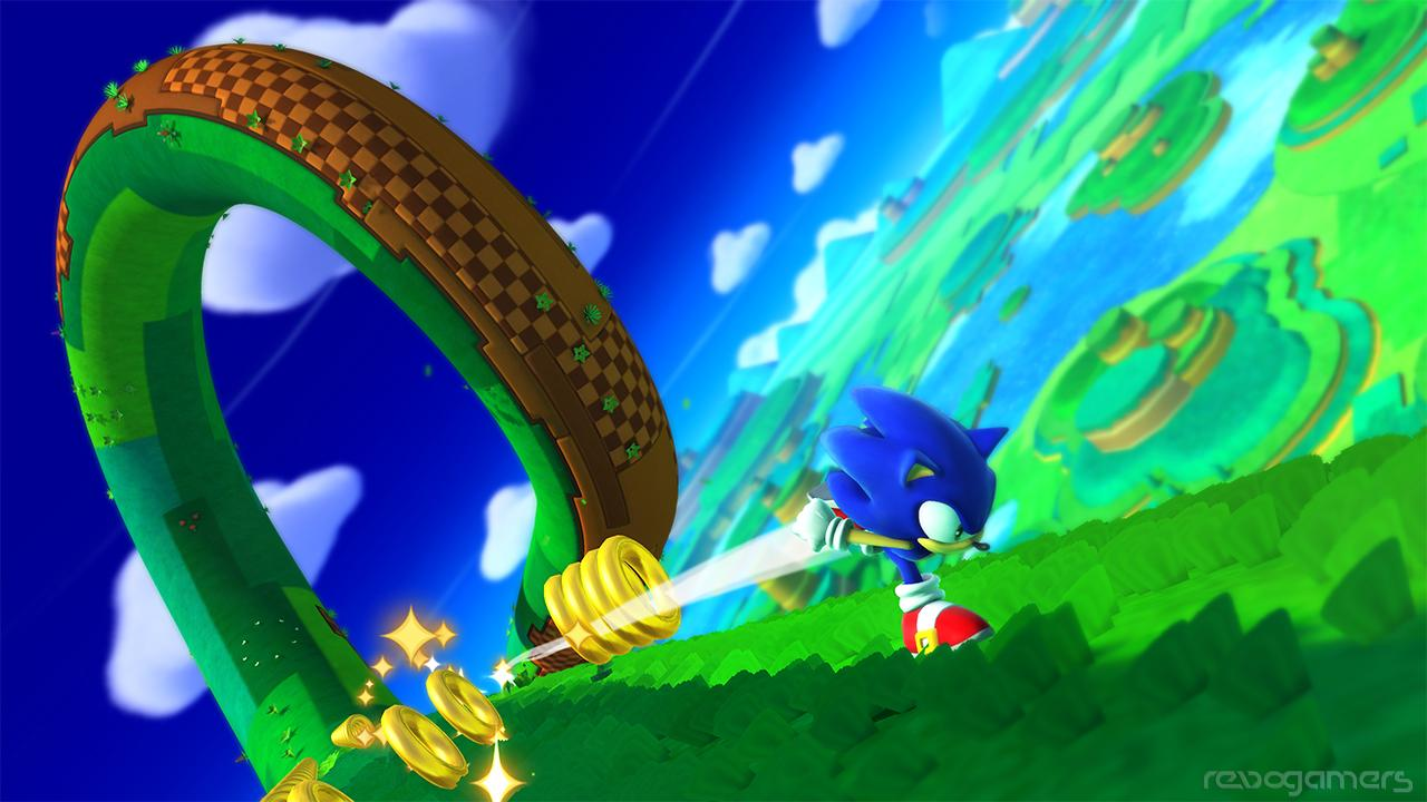 Sonic Lost World Wii u