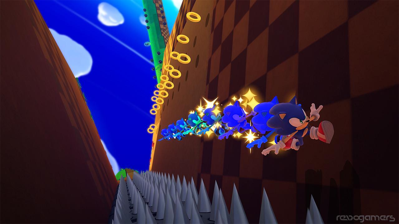 Sonic Wii U Análisis