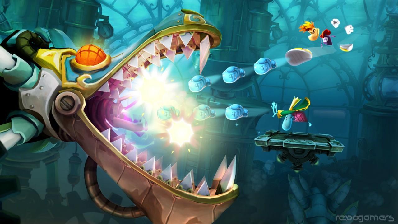 Impresiones Rayman Legends – Jefe y música