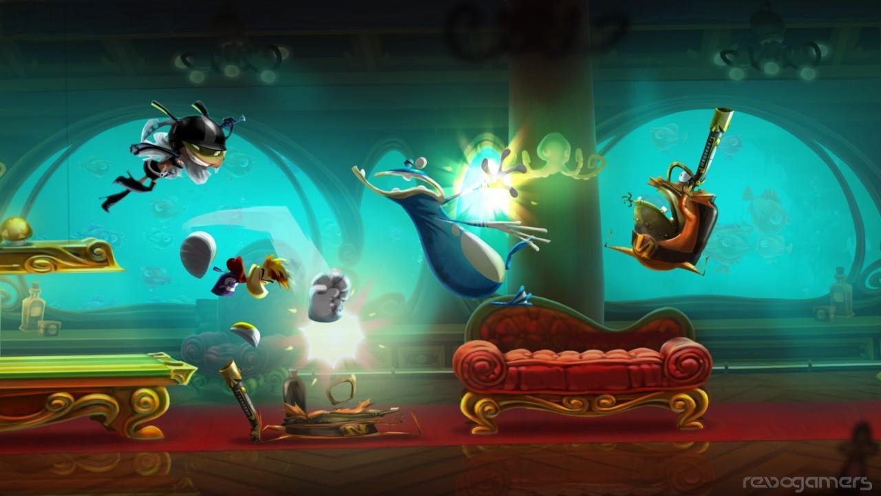 Análisis Rayman Legends Wii U