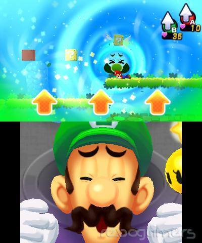 Mario & Luigi: Dream Team - Impresiones