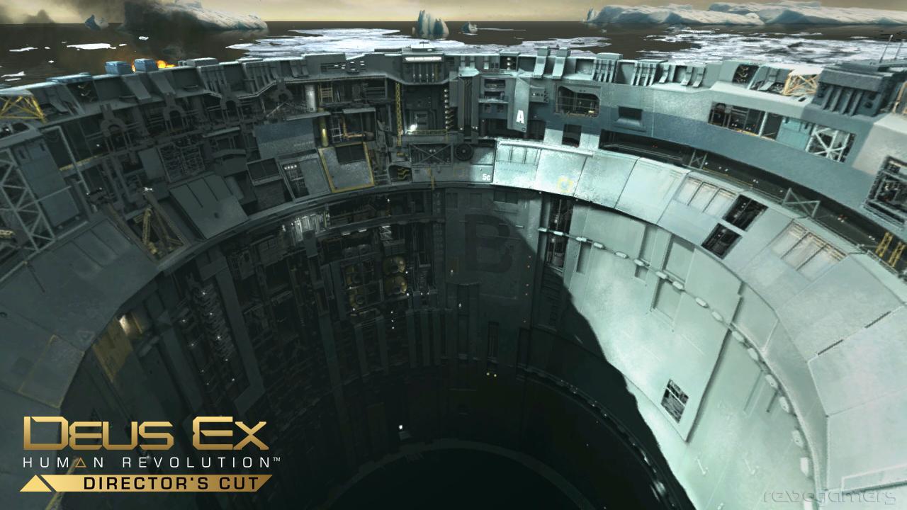 Deus Ex Wii U