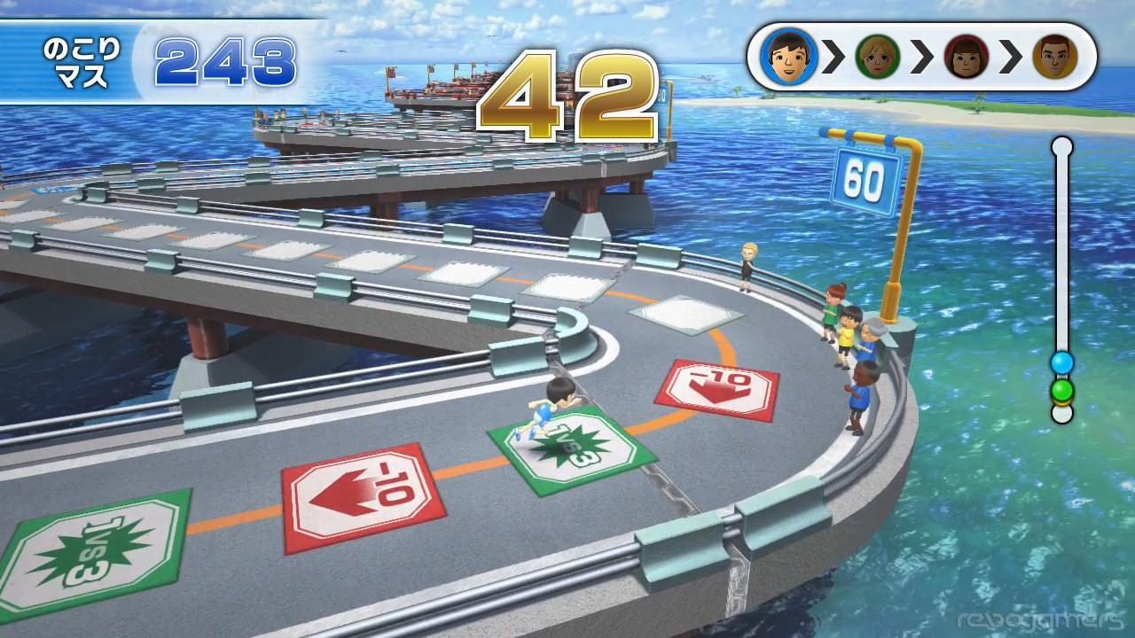 Análisis Wii Party U