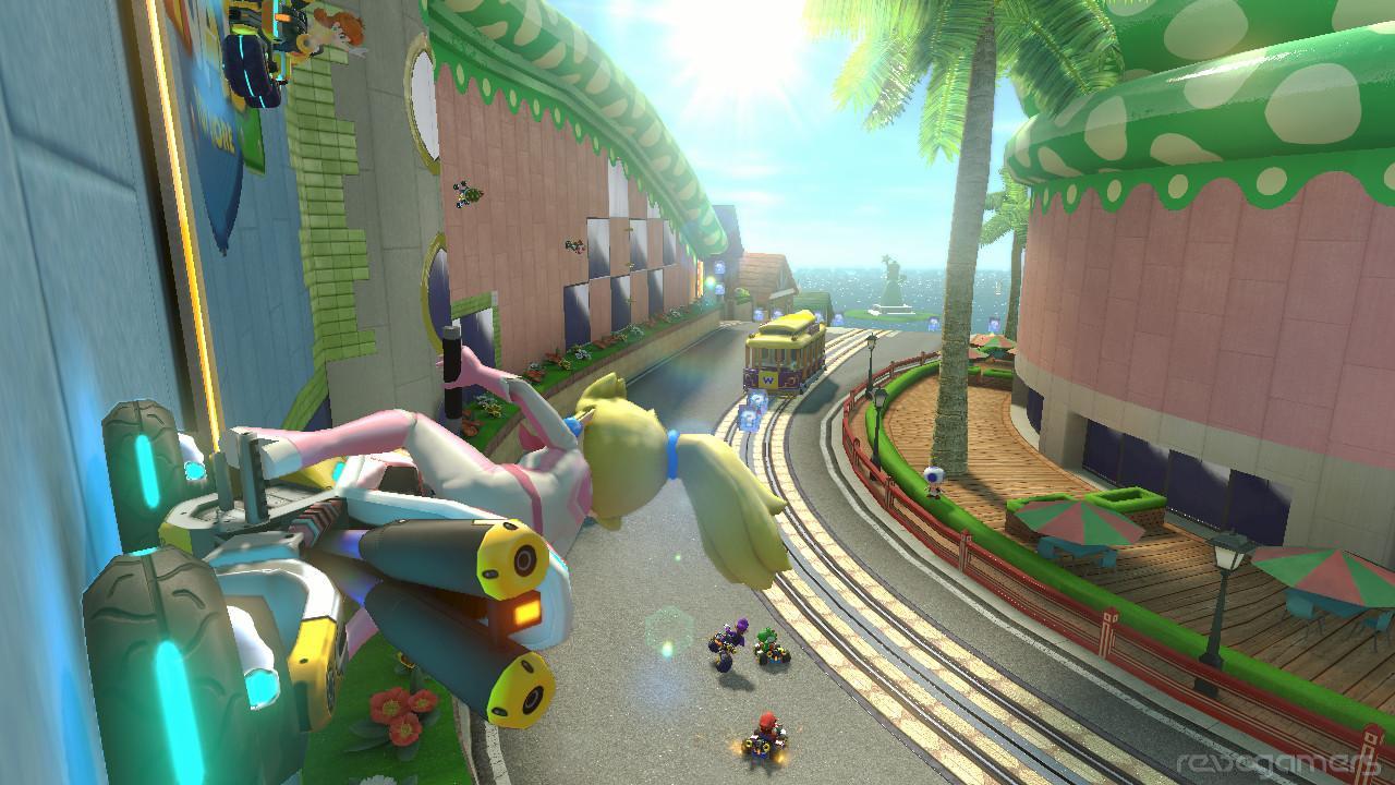Impresiones Mario Kart 8 Wii U