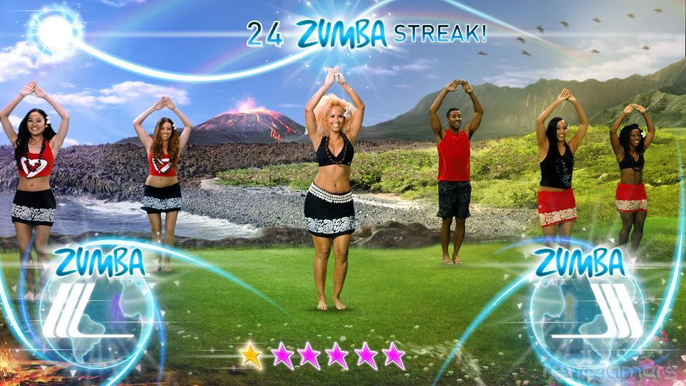 Impresiones Zumba Fitness World Tour Wii U