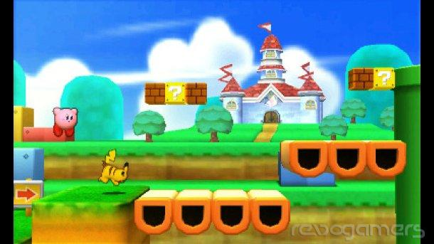 Escenario Super Smash Bros. 3DS
